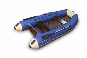 Лодка ПВХ Камыш 3000  серия N под мотор надувная двухместная