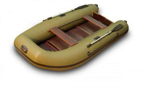 Лодка ПВХ Камыш 3200 XL серия F под мотор надувная двухместная